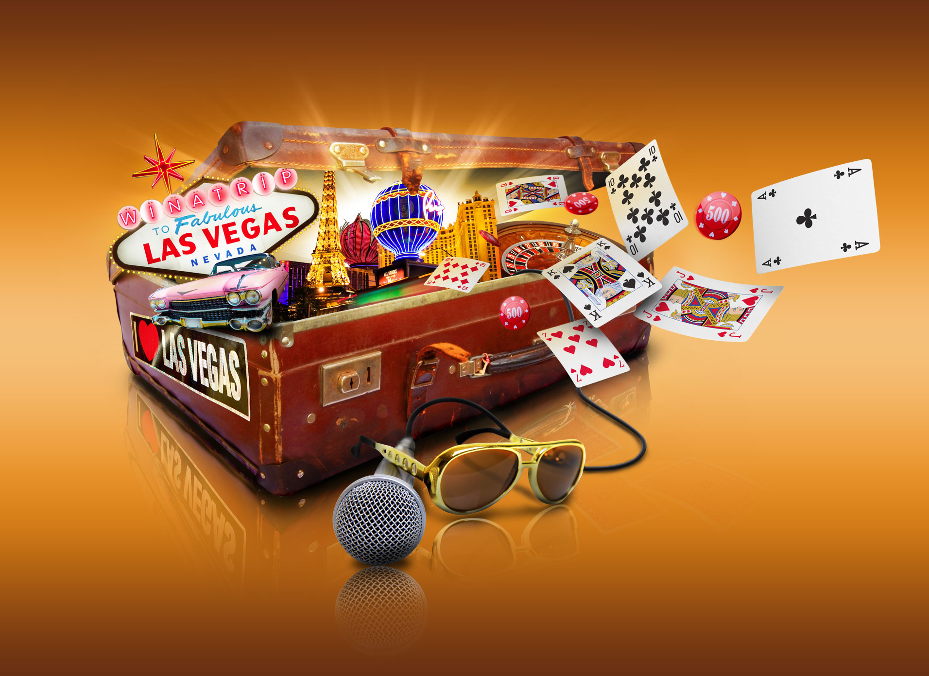 Grosvenor Casinos Win a Trip to Vegas