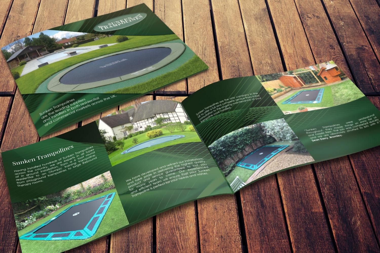 Sunken Trampolines Brochure